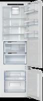 Интегрируемый холодильно-морозильный шкаф с зоной свежести