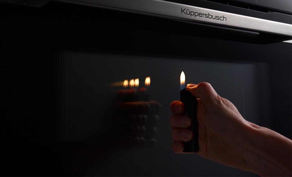 Съемная дверца с полностью стеклянной внутренней поверхностью, четырехслойное остекление